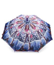 Babyhug Umbrella With Print - Purple