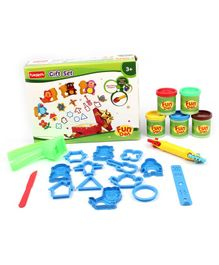 Fun Dough Funskool Moulding Shapes Gift Set