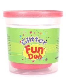 Funskool  Fun Doh Glitter Fun Doh Pack - Fuchsia