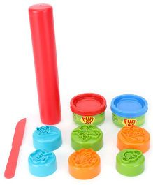 Fun Dough Funskool Roller Set - Multi Color