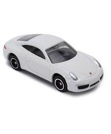 Tomica Funskool Porsche 911 Carrera - White