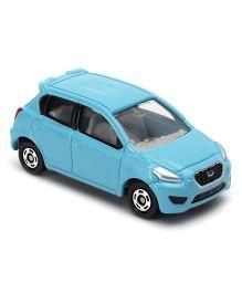 Tomica Funskool Datsun Go Plus - Sky Blue