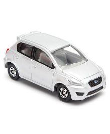 Tomica Funskool Datsun Go Plus - Silver