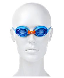 Speedo Skoogle Swimming Goggles - Blue And Orange
