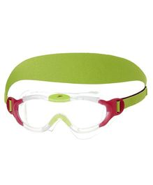 Speedo Sea Squad Mask - Pink And Green