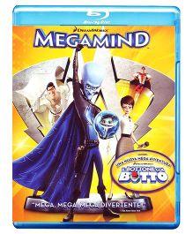 Megamind Blue Ray Disc - English