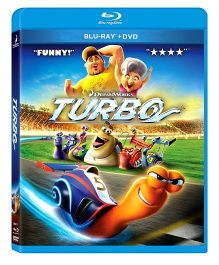 Turbo 2D Blu-ray Disc And DVD - English