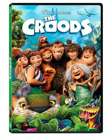 The Croods DVD - English