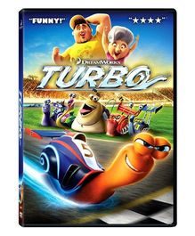 Turbo DVD - English