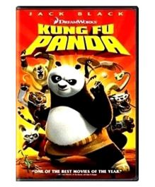 Kung Fu Panda DVD - English