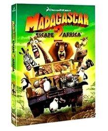 Madagascar Escape 2 Africa DVD - English