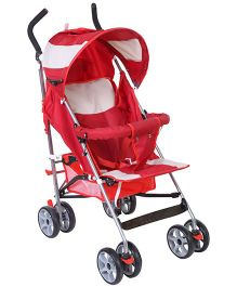 Infanto Zippy Buggy Stroller Red - O11