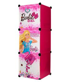 Barbie Cubical Storage Unit - Pink