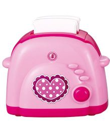 Toyhouse Cooking Kit Toaster - Pink