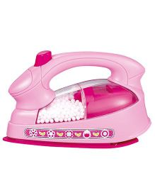 Toyhouse Cooking Kit Electric Iron - Pink