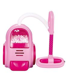 Toyhouse Cooking Kit Vaccum Cleaner - Pink