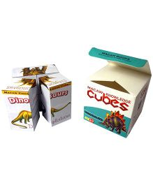 Macaw Knowledge Cubes - Dinosaurs