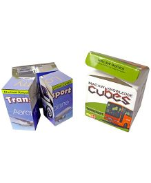 Macaw Knowledge Cubes - Transport