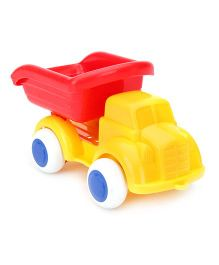 Viking Dumper Truck - Yellow And Red