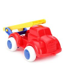 Viking Fire Truck Toy - Red
