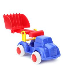 Viking JCB Truck Toy - Blue And Red