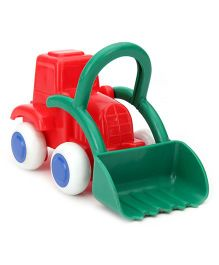Viking JCB Truck Toy - Red Green And Blue