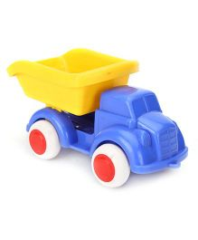 Viking Dumper Truck Toy - Blue And Yellow