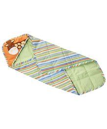 Abracadabra - Head & Tail Baby Wrap