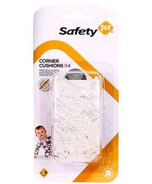 Safety 1st Corner Cushions Pack Of 4