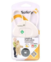 Safety 1st Handle Flex Lock - White