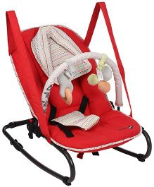 Safety 1st Moony Bouncer - Red