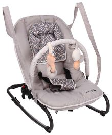 Safety 1st Moony Multicandy Bouncer - Grey