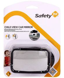 Safety 1st Child View Car Mirror - Black