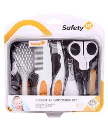 Safety 1st Essential Grooming Kit - Orange And White