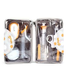 Safety 1st Healthcare Baby Vanity Kit - Orange