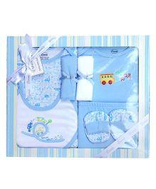 Owen Gift Set Blue - Set of 7
