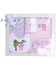 Owen Newborn Gift Set - Pink