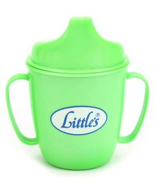 Little's 2 in 1 Ample Cup - 200 ml (Color May Vary)