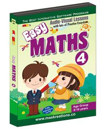 Easy Maths 4 - English