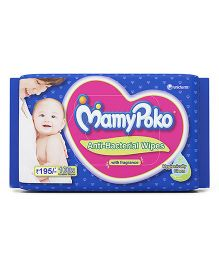 Mamy Poko Soft Baby Wipes - 100 pieces