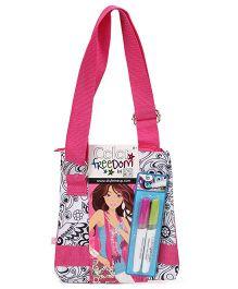 Style Me Up Handbag - Pink