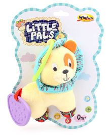 Little Pals Caesar the Lion Hand Rattle