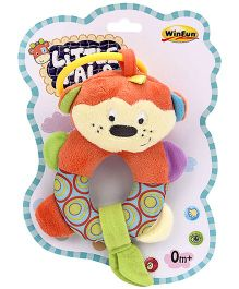 Little Pals Cheeky Chimp Hand Rattle