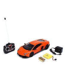 Mitashi Dash Lamborghini Aventador LP720-4 Car - Orange