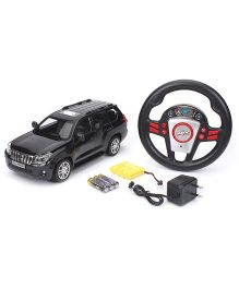 Mitashi Dash Toyota Prado Land Cruiser RC Car - Black