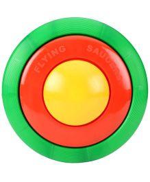 Speedage Flying Saucer - Green/Red