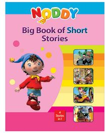 Noddy Big Book of Short Stories - English