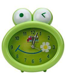 Alarm Clock Frog Shape - Green