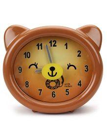 Alarm Clock Baby Animal Shape - Brown