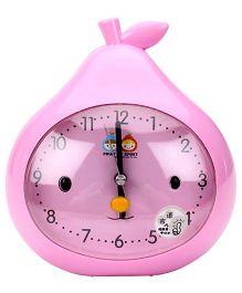 Alarm Clock Guava Shape - Pink